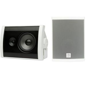 Boston Acoustics Voyager 50 2-Way Outdoor Speakers, White: Picture 1 regular
