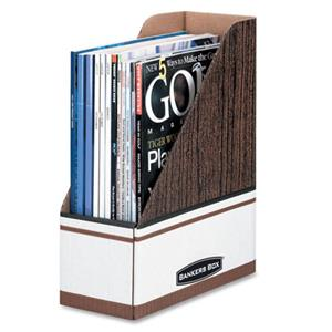 Bankers Box Magazine File Holders 07224