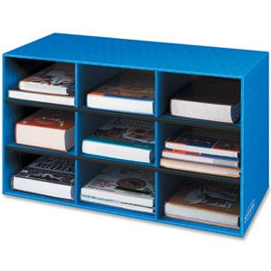 Bankers Box 9 Compartments Classroom Storage Cubby 3380701