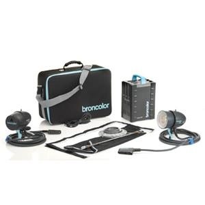 Broncolor Senso Kit 42, A4 Power Pack and 2 Litos Head: Picture 1 regular