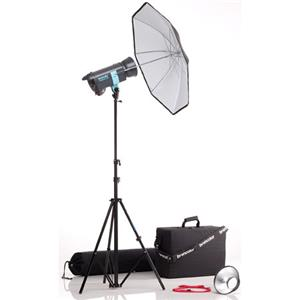 Broncolor Minicom Basic Monolight Kit B3149007