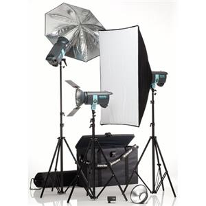 Broncolor Minicom Expert Monolight Kit with 3 Monolight: Picture 1 regular