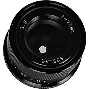 Beseler 75mm f/3.5 Beslar Enlarging Lens for Medium Format Negatives. #8680: Picture 1 regular