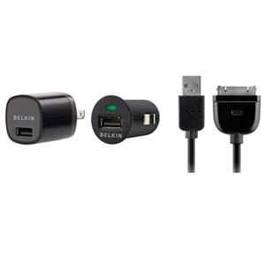 Belkin F8Z493TT03-P Micro Charger + ChargeSync Kit: Picture 1 regular