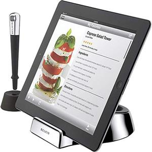 Belkin F5L099TT Chef Stand + Stylus for iPad 2: Picture 1 regular