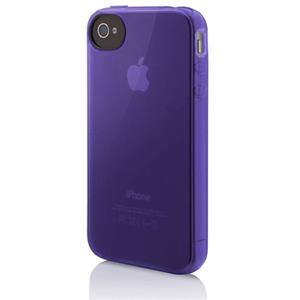 Belkin Grip Vue for iPhone 4, Royal Purple: Picture 1 regular