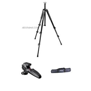 Manfrotto 055XB Black Tripod Kit BG055XB327R