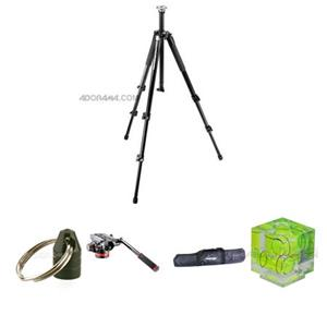 Manfrotto 055XB Black Tripod Kit BG055XBKD
