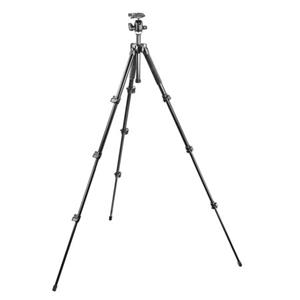 Manfrotto 293 Aluminum 4 Section Tripod MK293A4-A0RC2