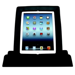 Big Grips Frame & Stand Set for iPad 2, iPad 3 & iPad 4 - Black: Picture 1 regular
