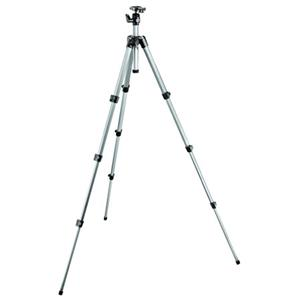 Manfrotto 394 Aluminum 4 Section Tripod MK394-PQ