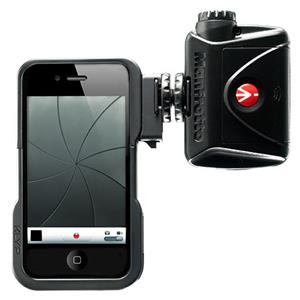 Manfrotto KLYP iPhone 4/4S Case with ML240 LED Light: Picture 1 regular