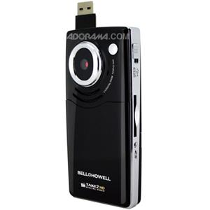 Bell & Howell Take 2 Digital Camcorder TAKE2HD-BK