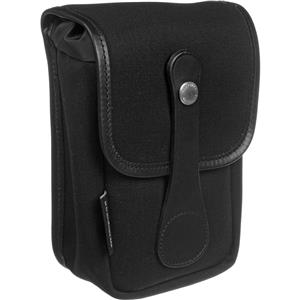 Billingham Avea 5 Pouch, Blk Canvas, Black Leather Trim: Picture 1 regular