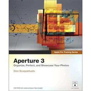 Book: Apple Pro Training Series Aperture 3 Book: Picture 1 regular