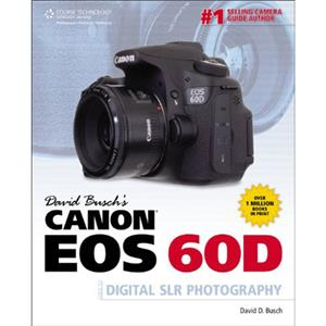 Cengage Learning: Canon EOS 60D Guide, By David Busch: Picture 1 regular