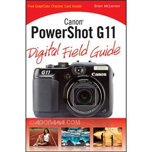 Wiley Publishing: Canon Powershot G11 Digital Field Guide 9780470565087