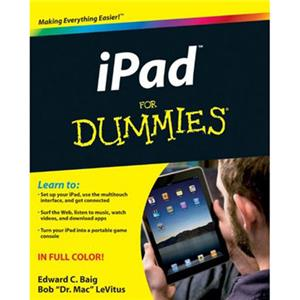 iPad for Dummies Softcover, 336 Pages: Picture 1 regular