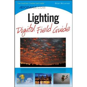 Wiley Publishing: Lighting Digital Field Guide 9780470878224