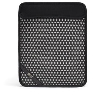 Built MX Slim Sleeve - For all models of iPad Black w/ Silver interior: Picture 1 regular