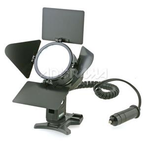 Bescor On-Camera Pro DC Video Light with Cigarette Plug: Picture 1 regular