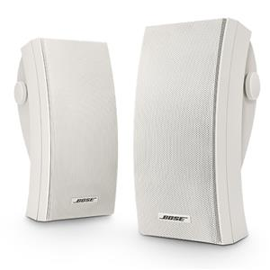 Bose® 251 Outdoor Environmental Speakers, White: Picture 1 regular