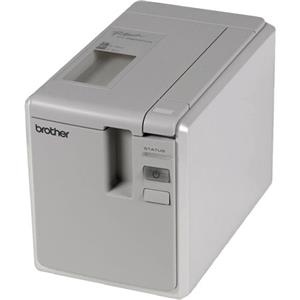 Brother PT-9700PC Desktop Thermal Barcode Label Printer PT9700PC