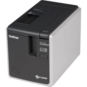 Brother PT-9800PCN Desktop Network Thermal Label and Barcode Printer PT9800PCN