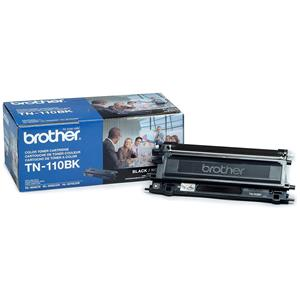 Brother TN110BK Black Toner Cartridge TN110BK