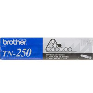 Brother TN250 Black Toner Cartridge: Picture 1 regular
