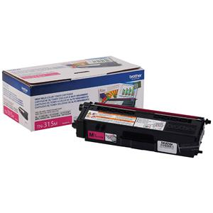 Brother TN315 High Yield Magenta Toner Cartridge TN315M