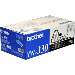 Brother TN330 Standard Blk Tonr Cartridge,1500 Pg Yield: Picture 1 regular
