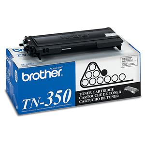Brother TN350 Standard Black Toner Cartridge TN350