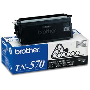 Brother TN570 Black Toner Cartridge: Picture 1 regular