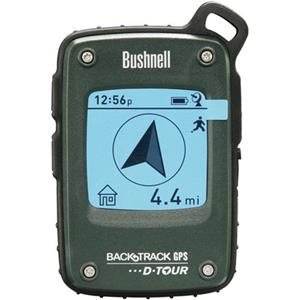 Bushnell BackTrack D-Tour Personal GPS Tracking Device, Green: Picture 1 regular
