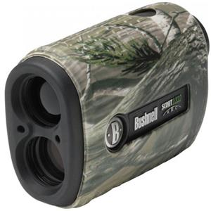Bushnell Skinz Scout 1000 ARC Silicone Protective Case with Real Tree AP: Picture 1 regular