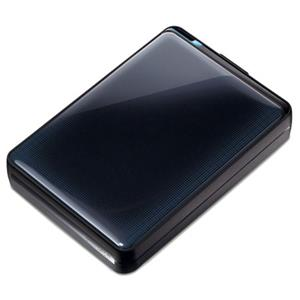 Buffalo HD-PNT2.0U3GB MiniStation Plus 2TB USB 3.0 Portable Hard Drive HD-PNT2.0U3GB