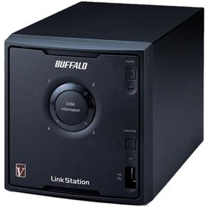 Buffalo 4TB LinkStation Pro Quad Network Storage LS-QV4.0TL/R5