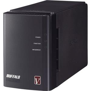 Buffalo 4TB LinkStation Pro Duo Network Storage LS-WV4.0TL/R1