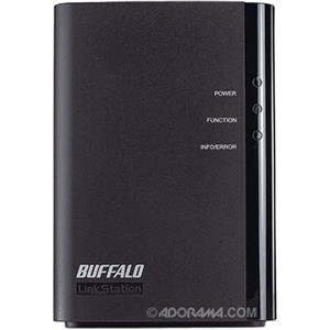 Buffalo 4TB LinkStation Duo Network Storage LS-WX4.0TL/R1