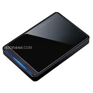 Buffalo MiniStation Stealth 500GB Hard Drive: Picture 1 regular