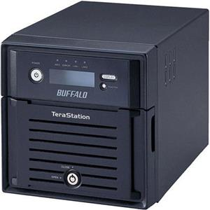 Buffalo TeraStation Duo 2 TB Network Attached Storage TSWX20TLR1