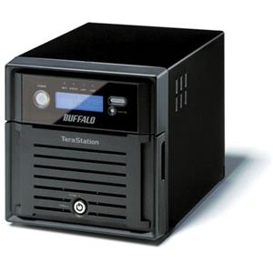 Buffalo 4TB TeraStation Pro Duo WSS Windows Powered Network Storage Server WS-WV4.0TL/R1