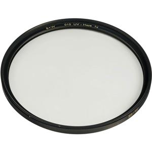 B + W 105mm UV (Ultra Violet) Haze Glass Filter #010 65-070191