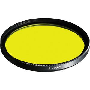 B + W 39mm 022 Filter, Medium Yellow 8: Picture 1 regular