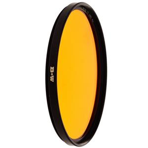 B + W 39mm 040 Filter, Yellow/Orange 16: Picture 1 regular