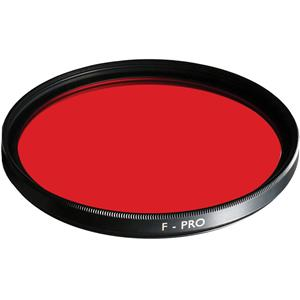 B + W 58mm 091 Multi Coated Filter, Dark Red 29: Picture 1 regular