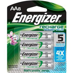 "Energizer Rechargeable 2300 mAH Nickel Metal Hydride ""AA"" Battery (8-Pack) NH15BP8"
