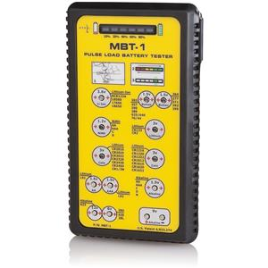ZTS Inc. MBT-1 Multi-battery Tester, More Than 30 Types: Picture 1 regular