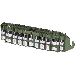 Tools Aviation PowerPax Original Battery Caddy, Green: Picture 1 regular